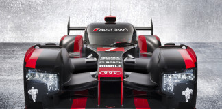 Audi R18 Celebrates World Premiere in Munich
