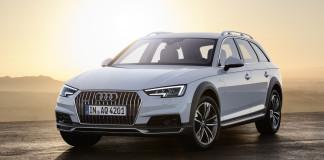 2016 Audi A4 allroad quattro Front Angle