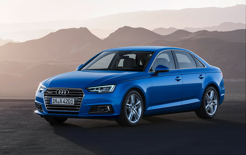 Triple win for Audi in Best Cars 2016