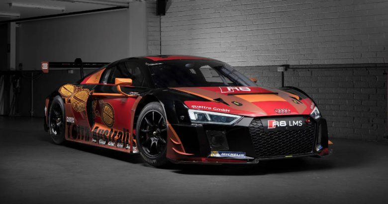 2016 Audi R8 LMS 12h Bathurst Front Angle
