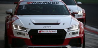 Audi Sport TT Cup, Vallelunga Front