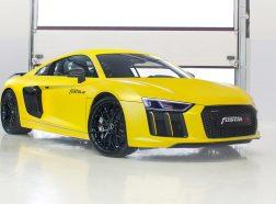 Fostla.de Reveals a Stunning Audi R8V10 Plus