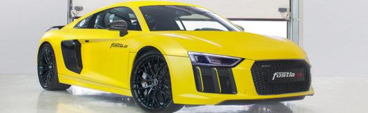 2016 Fostla Audi R8 V10 Plus Front Angle